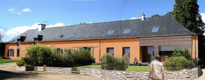 Architectes contact newsletter for Architectes rennes