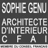 Sophie Genu Architectes d'intérieur CFAI