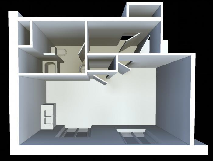 Aménagement intérieur d'un studio : appart_00