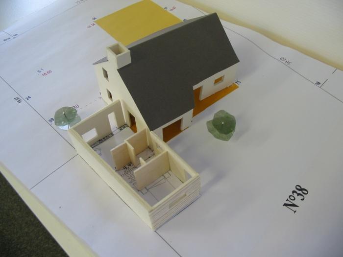 Un projet réalisé par Graphite architectes