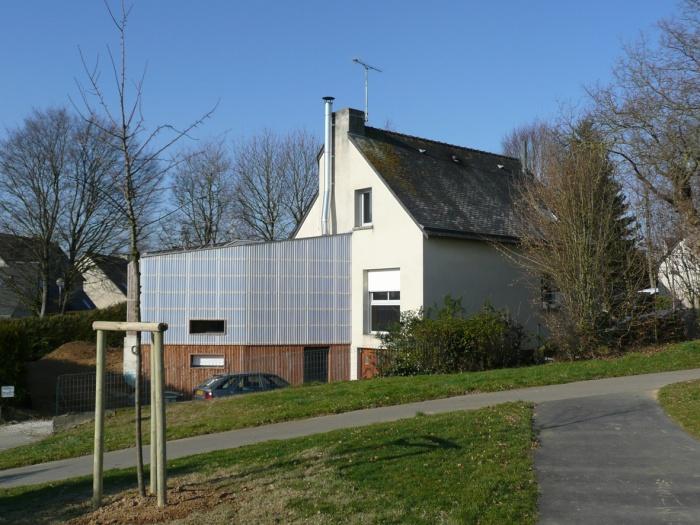 extension maison SC