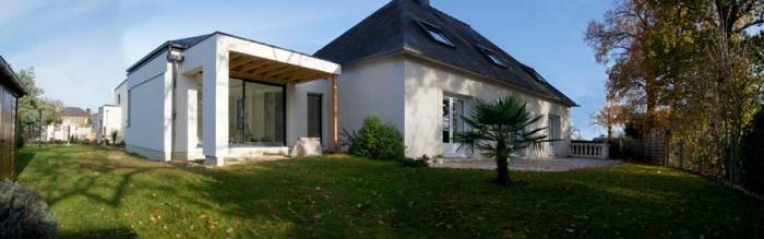 Extension maison P.
