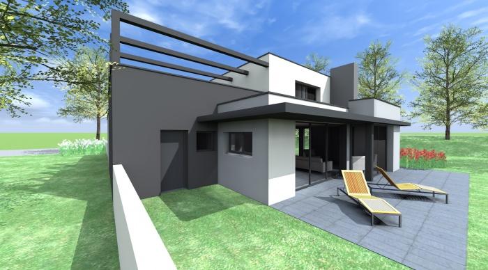 Maison neuve projet b b noyal sur vilaine for Projet de maison neuve
