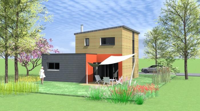 Maison neuve - Projet B