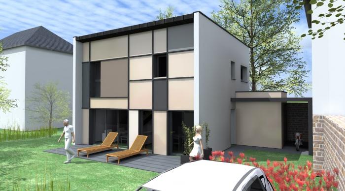 Maison neuve - Projet S+S