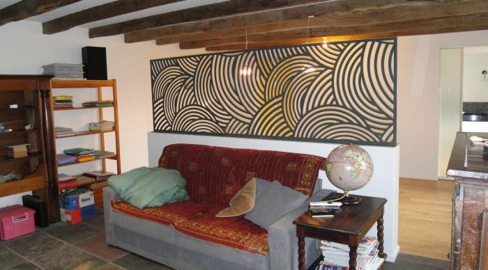 Aménagement intérieur - Projet P+P : 2- Renovation intérieure maison agence 2.2 vues lise roturier architecte dplg rennes servon sur vilaine liffré chateaubourg