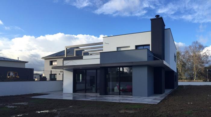 Maison neuve - Projet B+B