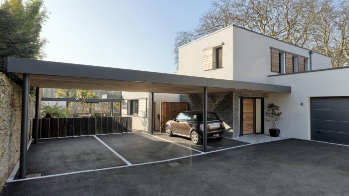 Construction d'une maison contemporaine : LR-Popoff-17